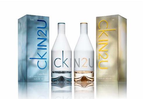 50% Perfume Calvin Klein IN2U