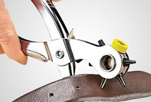 Perforadora y Remachadora Multiuso