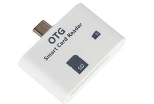 Adaptador y Lector para micro Usb