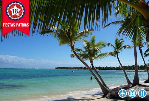 Fiestas Patrias en Punta Cana vía AVIANCA