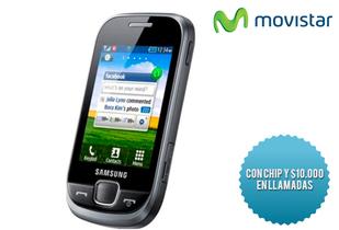 30% Samsung S3770 + Chip con $10.000