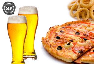 35% Premium Pizza para 2 en San Pancracio. Providencia