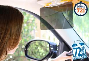 Visor para Vehículo con Visión en Hd, Día y Noche