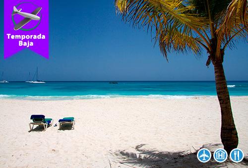 Especial Baja Temporada en Punta Cana vía AVIANCA