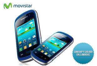 66% Samsung S6010 Galaxy Music + Chip con $10.000