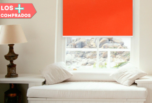 Cortinas Roller Screen Varios Colores