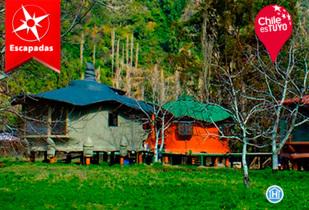 Escapada a Cascada Lodge San José de Maipo