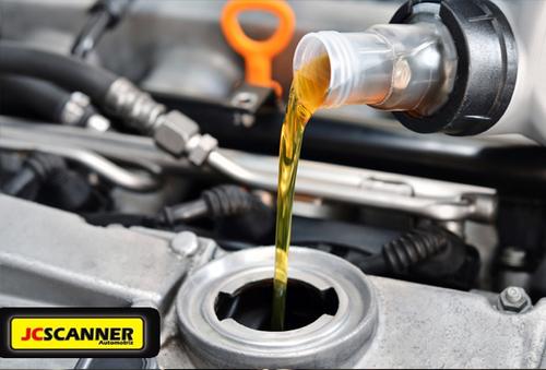 47% Cambio de aceite + filtro+ revisión de niveles y chequeo