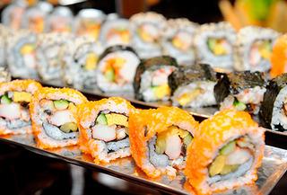 70% 40 Piezas de Sushi Providencia