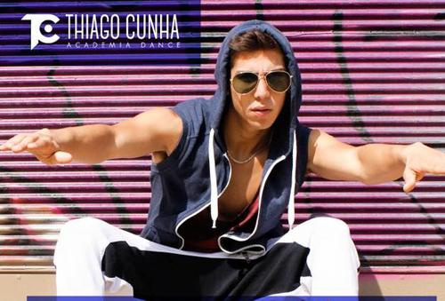 71% 4 Clases en Academia Dance Thiago Cunha, Ñuñoa
