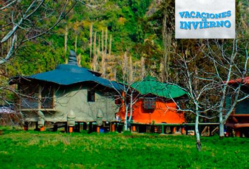 Vacaciones de Invierno en Cascada Lodge San José de Maipo