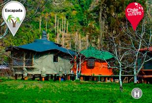 Cascada Lodge San José de Maipo