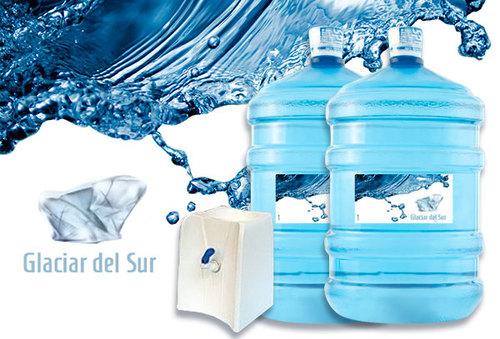 40 litros de agua purificada+dispensador incluye despacho