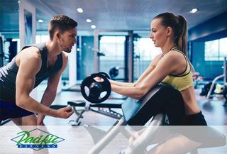 Paga $132.990 por 1 plan anual en Pacific Fitness