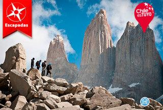 Disfruta de las Torres del Paine Circuito Trekking W