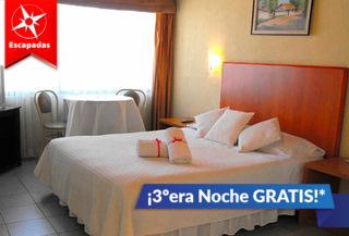 3 Días/2 Noches Para dos ,en Hotel Costa Reñaca