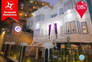 Noche para 2 en La Blanca Hotel Boutique - Viña del Mar
