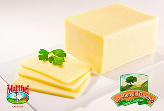 1 kilo de queso mantecoso Premium Matthei