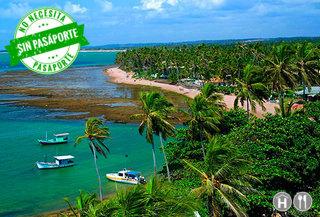 Salvador de Bahía y Morro: Hotel, Traslados y Más