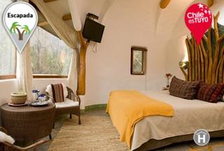 Escápate al Cajón del Maipo en Cascada Lodge