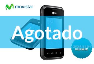 40% LG OPTIMUS L20 + Chip con $10.000 Movistar