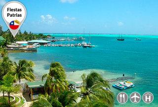 Puro Caribe en San Andrés vía Copa
