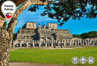Caribe y cultura Maya,Todo incluido en Cancún vía COPA