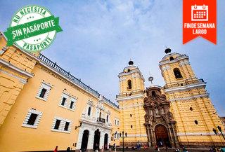Fin de Noviembre con sabor Peruano, en Lima vía SKY