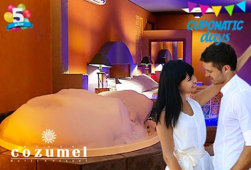 Hasta 27% Motel Cozumel. Elige Sucursal!