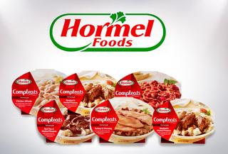 66%  6 platos preparados compleats Hormel