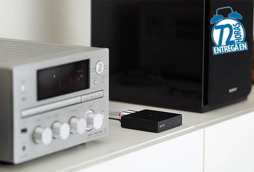 Receptor de Musica Sony