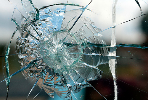 68% Instalación de láminas de seguridad en Stgo