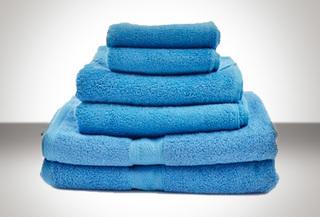 Set de 6 Toallas de baño