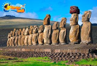 Compra Ahora y Paga Menos: Isla de Pascua 17 o 24 de Enero