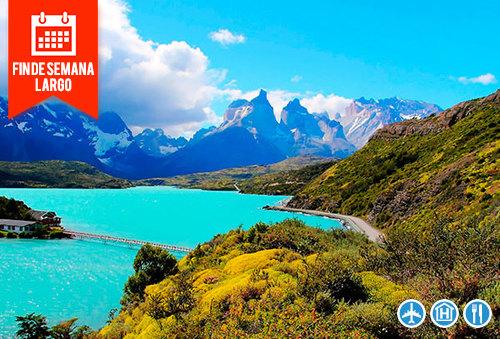 Fines de Semana Largo en Torres del Paine