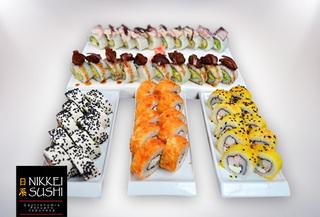 50 Piezas Premium de Sushi, Providencia.
