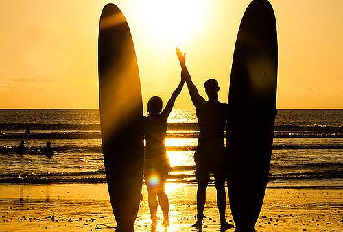 50% Clases de Surf Con con