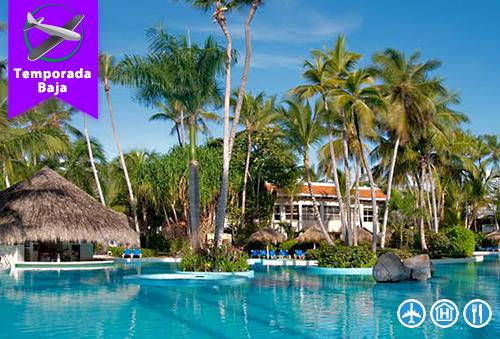 Punta Cana, Todo incluido Aereo + 2 Tours, VIA COPA