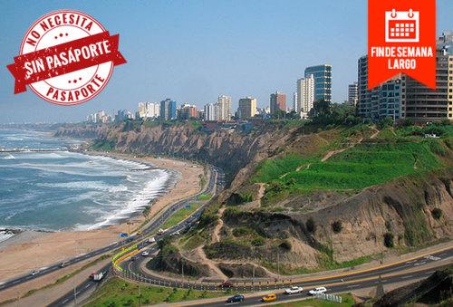 Feriado Gastronomico en Lima vía SKY