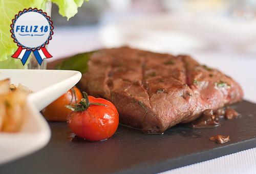 Carne Premium: 1Kg Lomo liso de novillo categoría V nacional
