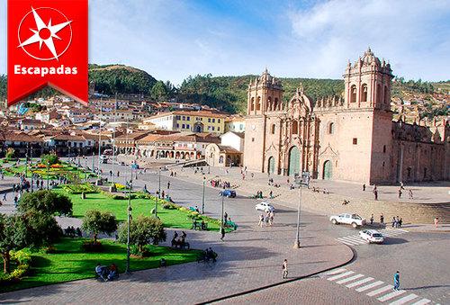 Fin de semana  Lima Tkt aéreo+ traslados+hotel+ tour+ seguro