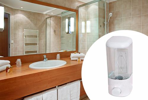 Dispensador de jabón Shampoo o lavalozas