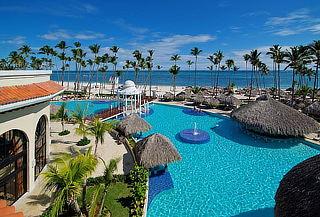 Punta Cana , Resort Todo incluido,Club Meliá