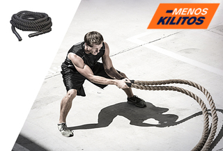 Cuerda de entrenamiento Battle Rope