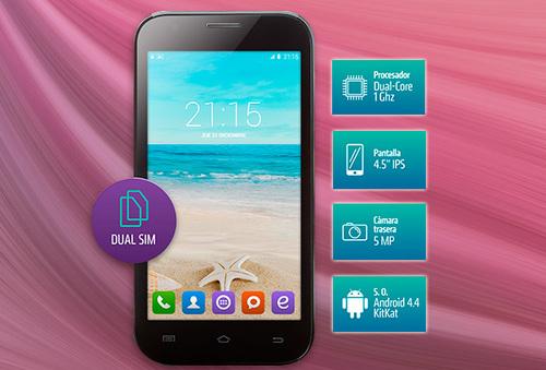 Smartphone Neuimage NIM-450D