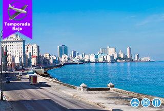 Temporada Baja, Habana y Varadero vía LAN