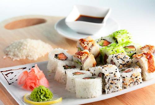 68% 90 Piezas Sushi Providencia