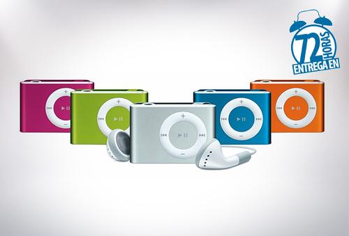 Mp3 modelo Shuffle