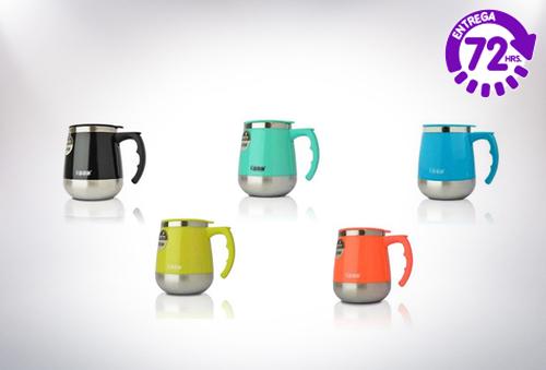 37% Mug Outdoor para té o café, varios colores