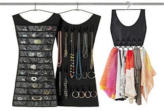 Organizador de joyas y organizador de pañuelos!